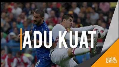 Duel 2 Negara Kiblat Sepakbola Dunia