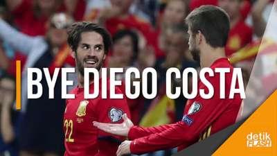 Isco Jagoan Baru Spanyol