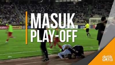 Gol Dramatis Suriah Buka Kans Masuk Piala Dunia 2018