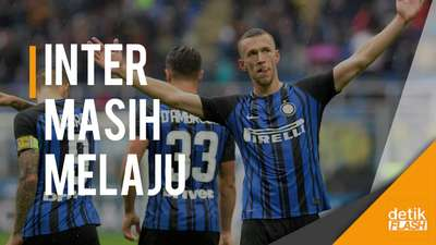 Inter Masih Mulus di Pekan Ketiga Serie A