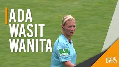 Ada Wasit Wanita Pertama di Bundesliga, Siapa Dia?