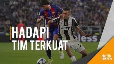 Juve: Tanpa Neymar, Barca Tetap Tangguh