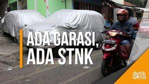 Polisi Siap Dukung Pemprov DKI: Garasi Jadi Syarat STNK