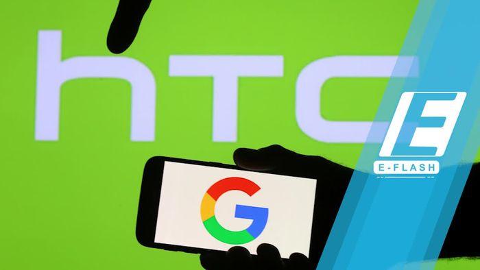 Google Caplok Aset HTC!