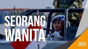 Kenalan dengan Pengemudi Kendaraan Inspeksi Jokowi di HUT TNI