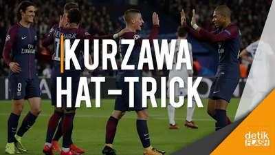 Melihat Lagi Pesta Gol PSG Atas Anderlecht