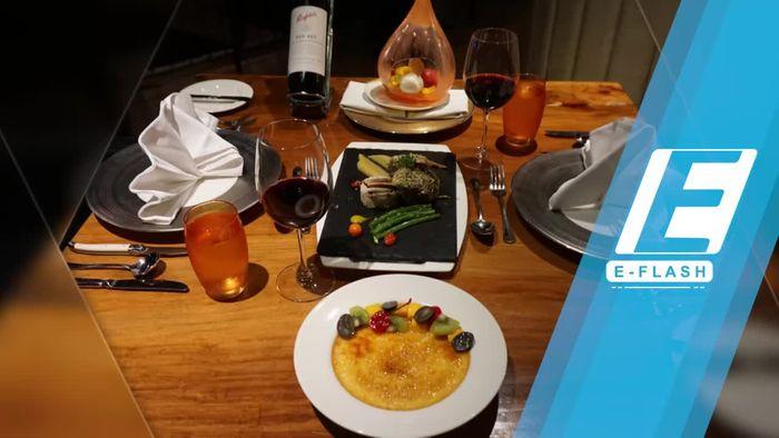 Lezat! Beefsteak Gaya Chicago di JW Marriott Medan