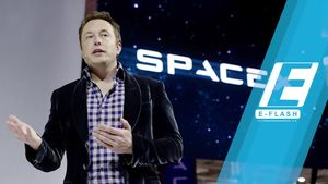 Wew, Elon Musk Ingin Kirim Mobil Sport ke Mars!