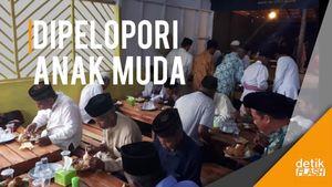 Chermad, Voucher Makan Minum Gratis untuk Duafa di Hari Jumat