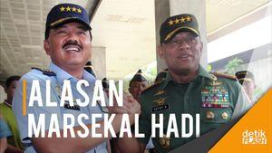 Di Balik Keputusan Panglima Anulir Mutasi Pati TNI