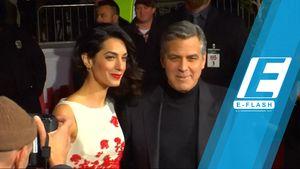 Foto Anak Tersebar, George Clooney Tuntut Media Prancis