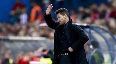 Simeone Puas Atletico Kembali ke Perempat Final