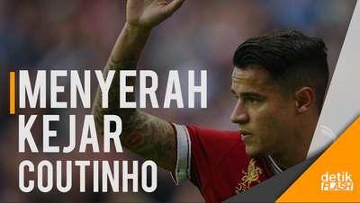 Liverpool Patok Harga Fantastis untuk Coutinho, 200 Juta Euro