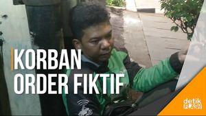 Pengakuan Driver Go-Jek Korban Order Fiktif Julianto