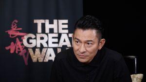 Eksklusif! Cerita Andy Lau Bisa Bermain dengan Aktor Hollywood Matt Damon