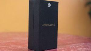 Unboxing Asus Zenfone Zoom S