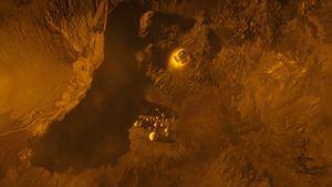 Mengintip Planet Mars di Film The Space Between Us