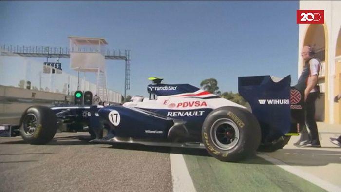 Bottas Isi Posisi Rosberg di Mercedes