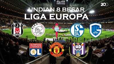 Undian 8 Besar Liga Europa
