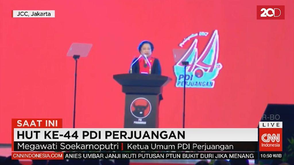 Video Pidato Megawati Soal Kehidupan Setelah Dunia Fana