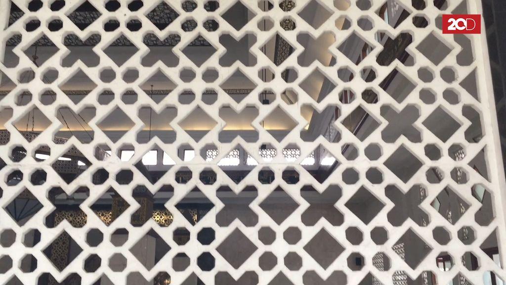 Endus Korupsi, Bareskrim Periksa Struktur Masjid Al-Fauz