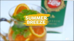 Resep Segar Summer Breeze dari Teh Hijau 2Tang