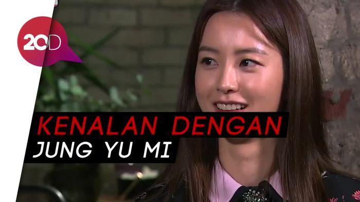 Mengenal Jung Yu Mi, Calon Istri Gong Yoo