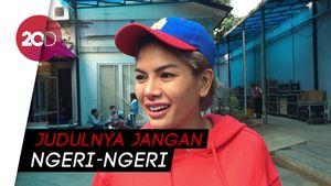 Harapan Nikita Mirzani untuk Pers Indonesia