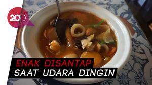Icip-icip Dim Sum hingga Tofu Claypot di Resto Oriental