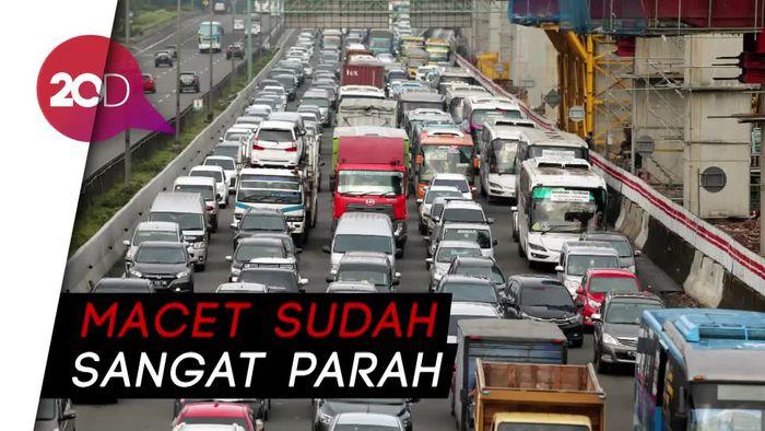 Ini Alasan Tol Bekasi-Jakarta Diberlakukan Ganjil-Genap