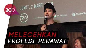 Filmnya Dikritik Pedas Netizen, Ini Kata Raffi Ahmad