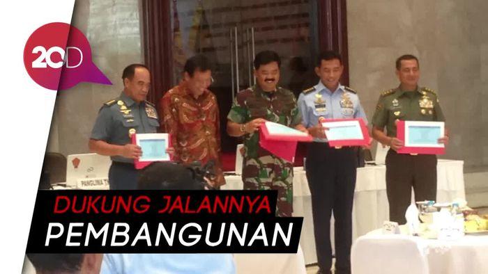 Panglima TNI Lapor Pajak, Dorong Prajurit Ikuti Jejaknya