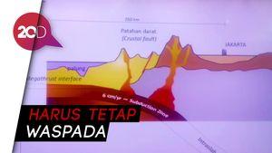 Penjelasan Badan Geologi Soal Gempa Besar di Jakarta