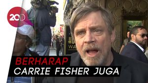 Selamat! Mark Hamill Dapat Hollywood Walk of Fame