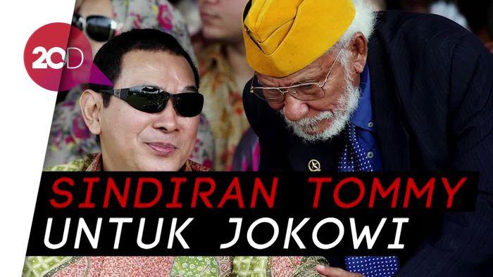 Tommy Soeharto: Banyak Rakyat Kecewa dengan Pemerintahan Saat Ini