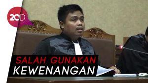 Jaksa KPK Minta Hakim Cabut Hak Politik Novanto!