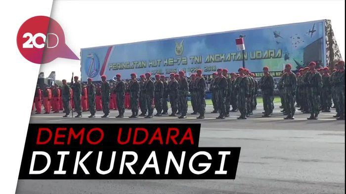 HUT ke-72 TNI AU, Tambah Komando Operasi Udara