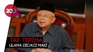 Nahdliyin Bersatu Siap Perangi Penghina Maruf Amin!