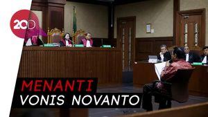 Nasib Novanto Diputus 24 April, Pengacara: Kami Cuma Bisa Berdoa