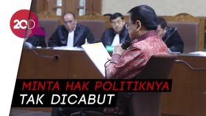 Novanto Ikhlas Bila Harus Kembali Jadi Rakyat Biasa