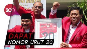 PKPI Resmi Jadi Peserta Pemilu 2019
