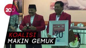 Jadi Peserta Pemilu 2019, PKPI Dukung Jokowi