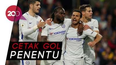 Moses Jadi Bintang Kemenangan Chelsea
