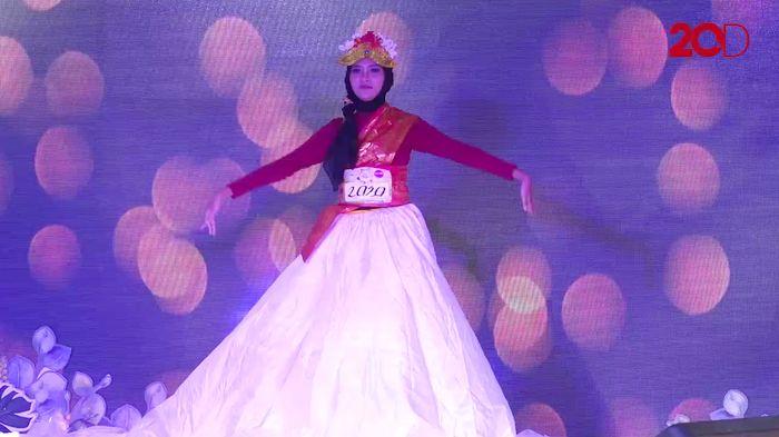 20 Besar Yogyakarta - Totalitasnya Penampilan Dewi Maryam