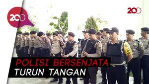 Sidang Tuntutan Aman Abdurrahman Dikawal Ketat Kepolisian