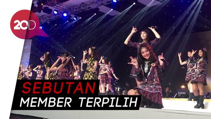 Ini Makna Senbatsu Uza JKT48 yang Bikin Admin @Jokowi Dipecat