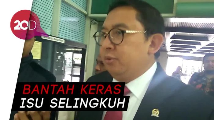 Fadli Zon Cari Penyebar Isu Selingkuh, akan Lapor Polisi
