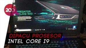 Lebih Dekat dengan Predator Helios 500 yang Powerful