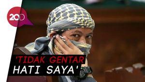 Aman Abdurrahman Siap Bila Dihukum Mati!