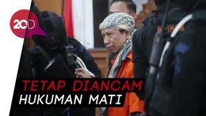 Nota Pembelaan Aman Abdurrahman Ditolak Jaksa